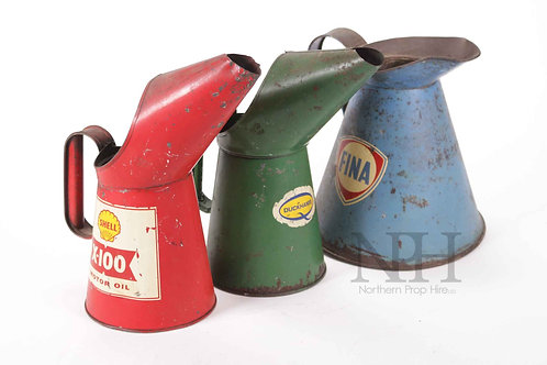 Oil pourers