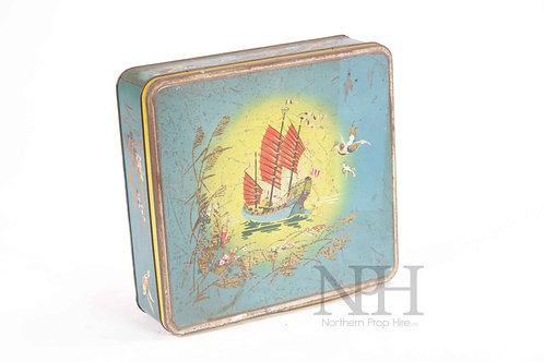 Boat tin