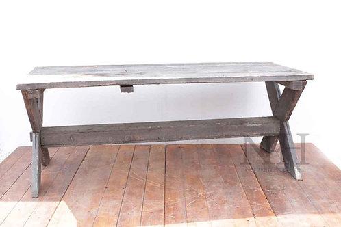 X bench