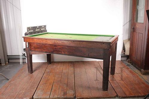 Bar billiards table