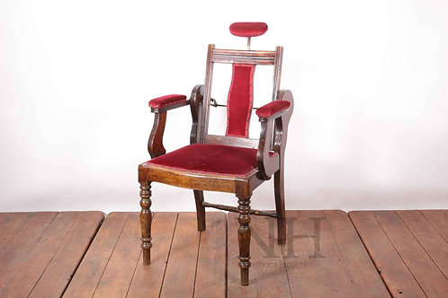 Victorian barbers chair