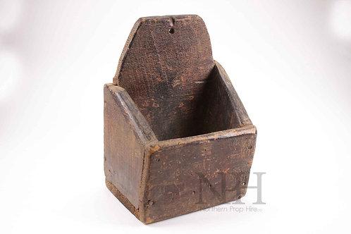 Antique salt box