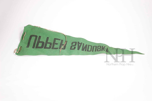 Green pennant