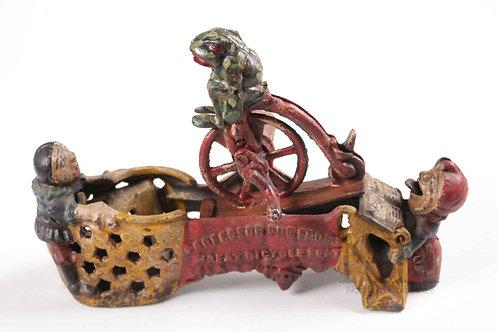 Cast iron toy
