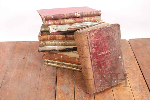 Worn Ledgers