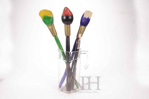 Large display brushes