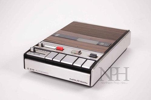 Grundig c410 Tape recorder