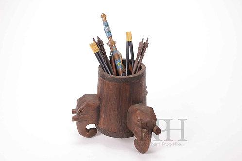 African elephant pot
