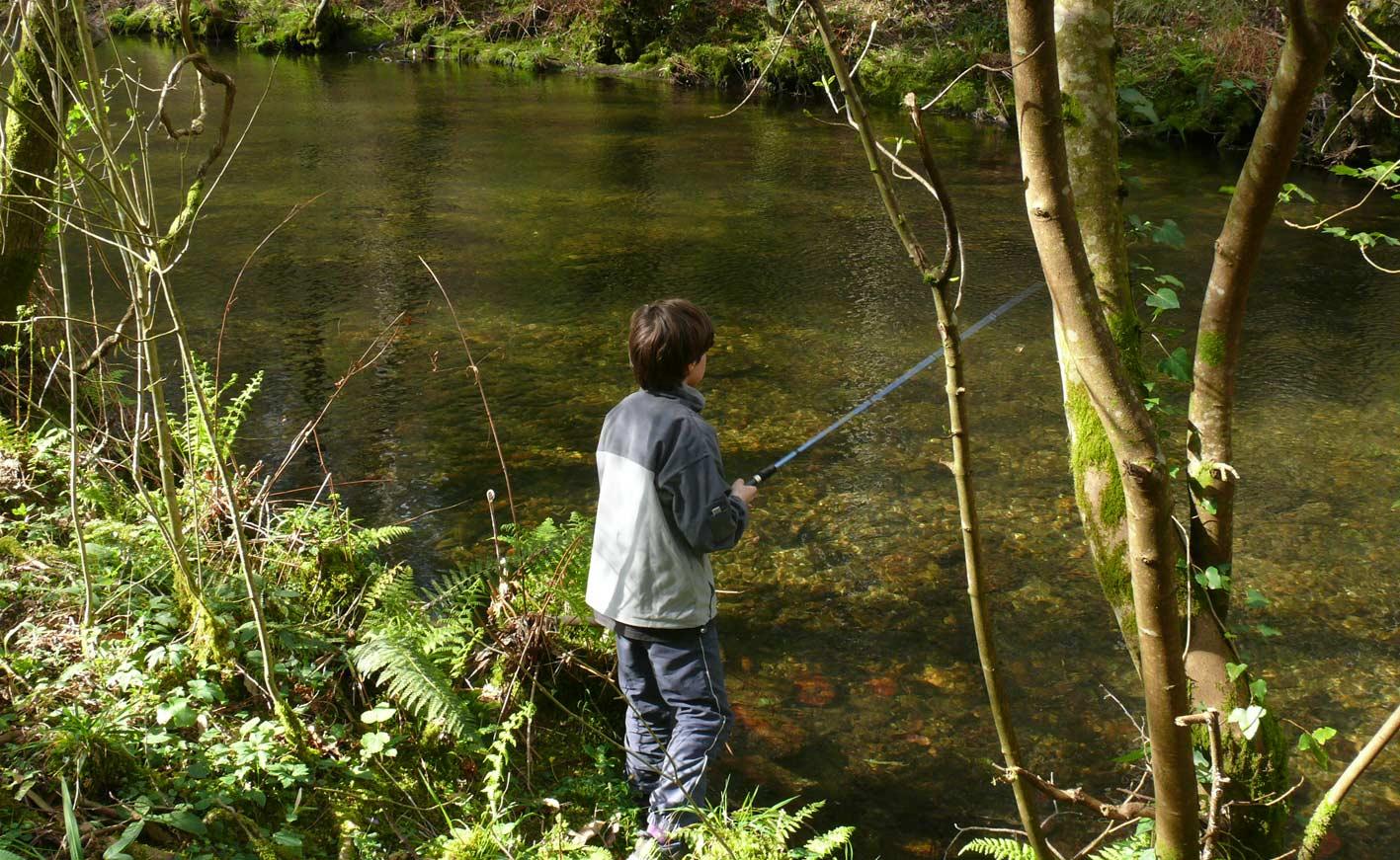 Coto de pesca