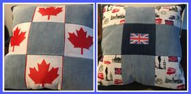 Canada/ Brit Pillow 2