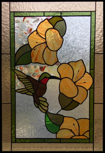 Eclipse Design Stained Glass