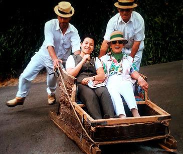 Garden, Cable car and Toboggan ride