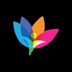 Logo flower only