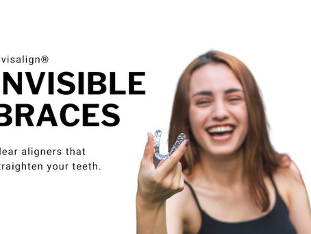 Invisalign   Clear Teeth Straighteners   Invisible Braces