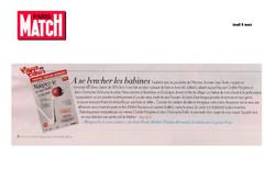 Paris Match 06 Mars 2014