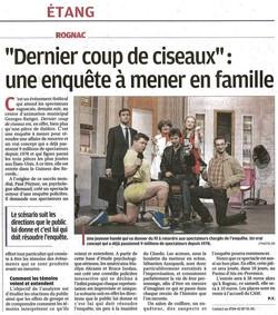 La Provence Rognac 19.10.12