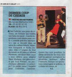 Figaroscope 12.07.12