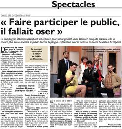 Républicain Lorrain 07.12.12