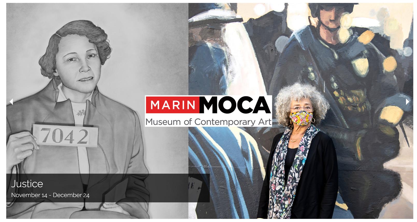 MARIN MOCA | JUSTICE