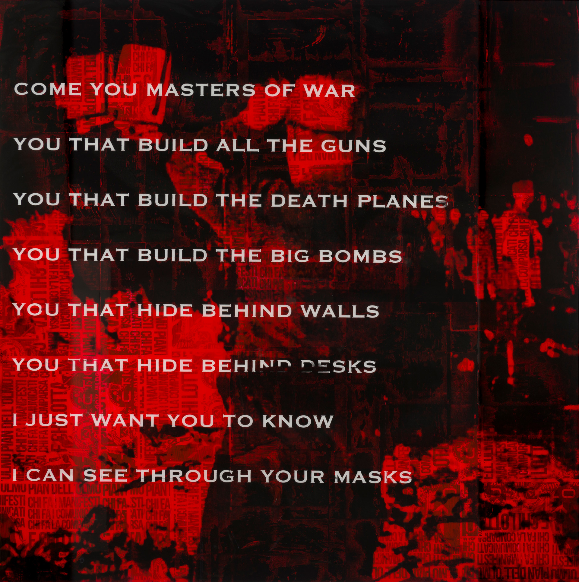 YOU THAT BUILD ALL THE GUNS