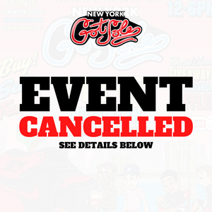 New York Got Sole Event Canceled