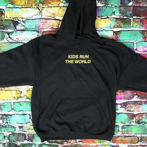 Kids Run The World Hoodie