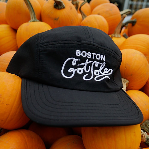 Logo 5 Panel Hat