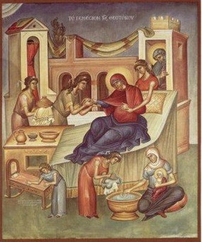 The Nativity of the Most Holy Mother of God