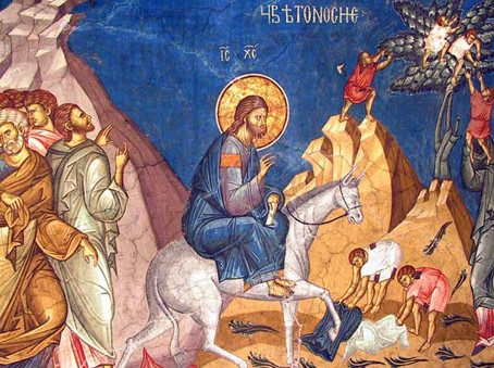+++ Palm Sunday (The Entry of our Lord into Jerusalem) – Cveti