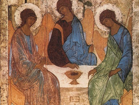 +++ Тhe descent of the Holy Ghost – Pentecost – Trinity Sunday