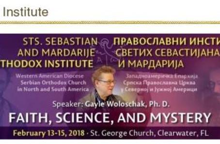 Sts Sebastian and Mardarije ORTHODOX INSTITUTE