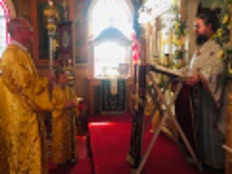 Sunday of the Holy Fathers of the 1st Ecumenical Counsel
