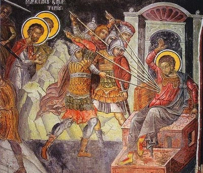 The Life of The Holy and Great Martyr Dimitrios