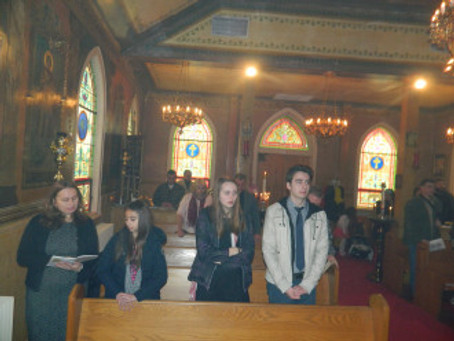 Sunday of Saint John Climacus