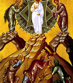Transfiguration of our Lord