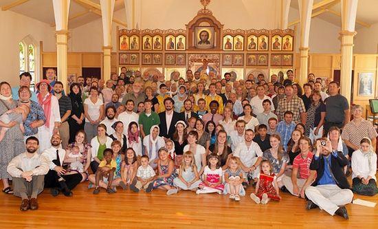 Holy Resurrection Orthodox Church, Boston