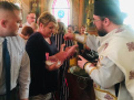 Baptism in our Parish