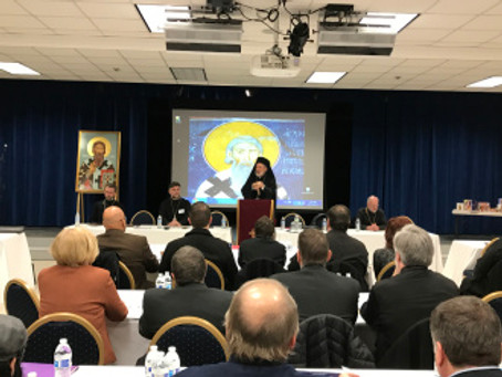 Annual Diocesan Assembly of the Easter Diocese of the Serbian Orthodox Church in USA