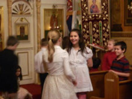 St Sava Children's Recital