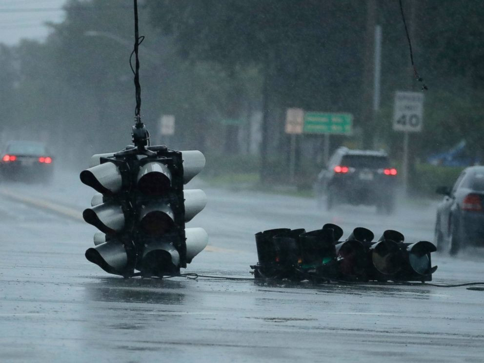 Image result for pictures from florida the hurricane