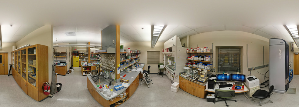 Lab Space Rm. 5234