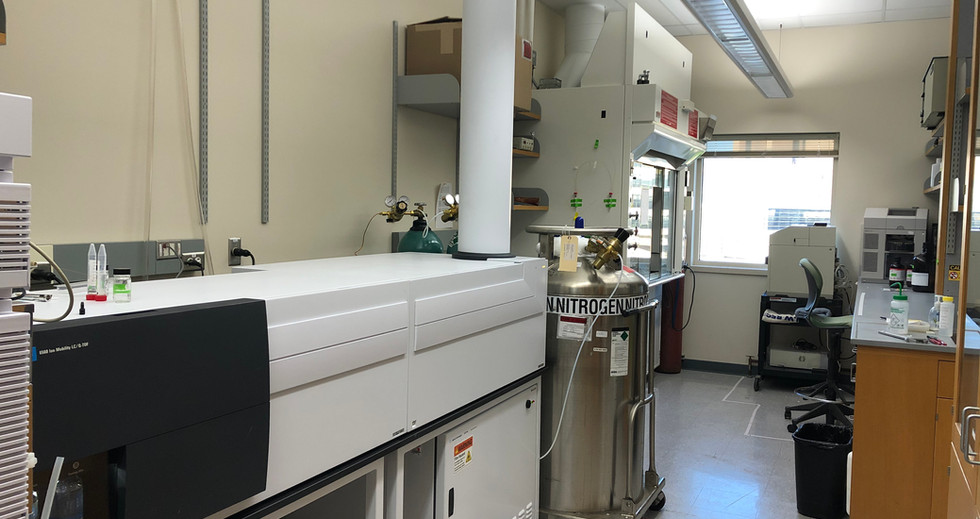Agilent 6560 Ion Mobility MS