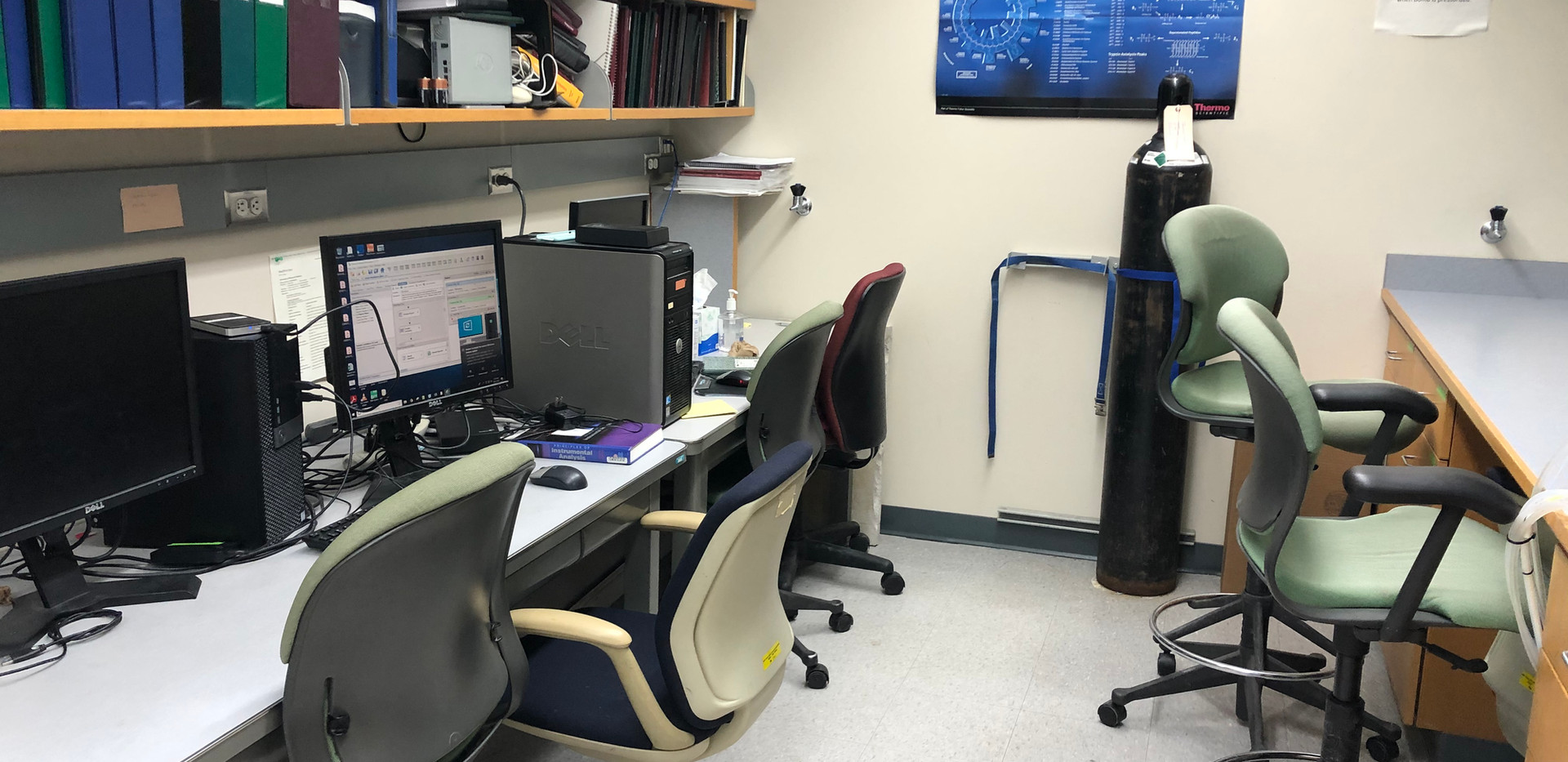Workstations for database searching