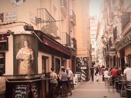 Gastropología: el bar es la calle adentro, el bar es la calle afuera.