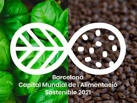 Barcelona inicia los preparativos de su gran reto para 2021: Ser Capital Mundial de la Alimentación