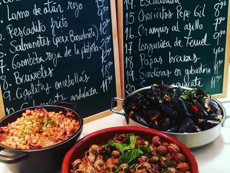 Gastropología: lo Real frente a lo Promocional o la Construcción Narrativa del Restaurante.