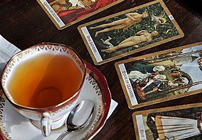 Haunted Tea & Tarot