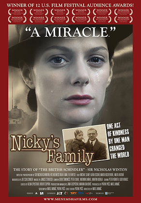 Nicky's Family - Poster