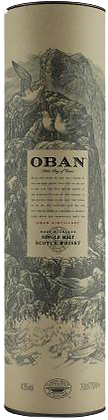 Oban Single Malt Scotch Whiskey 14 Years 0,7 l