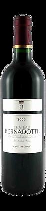 Chateau Bernadotte Haut-Medoc 1,5 Liter Magnum Flasche